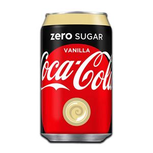 Coca Cola Vanilla Zero 333ml