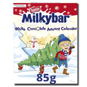 Nestlé MilkyBar Advent Calendar 85g