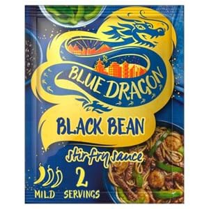 Blue Dragon Stir Fry Black Bean 120g