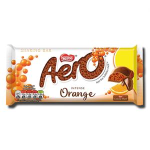 Nestlé Aero Orange 100g