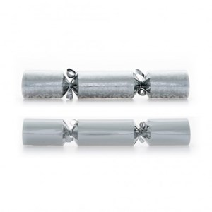 Christmas Crackers Silver Swirling Unit