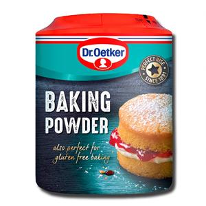 Dr. Oetker Baking Powder Gluten Free 170g