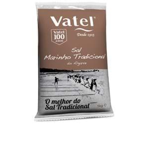 Vatel Sal Marinho Tradicional do Algarve 1Kg