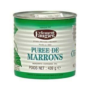 Clement Faugier Puree de Marrons 439g