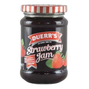 Duerr's Strawberry Jam 340g
