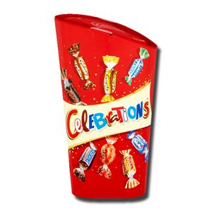 Mars Celebrations Carton 240g