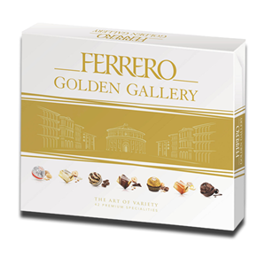 Ferrero Golden Gallery 206g