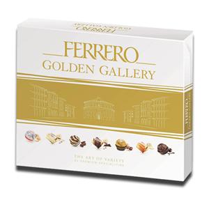 Ferrero Golden Gallery 206g
