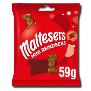 Maltesers Merryteaser Mini Reindeer 59g