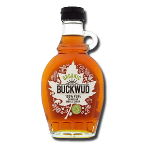 Buckwud Organic Canadian Maple Syrup 100% 250g