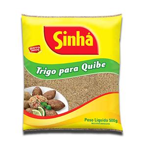 Sinhá Trigo para Quibe 500g