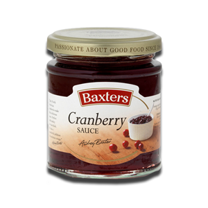 Baxters Cranberry Sauce 210g