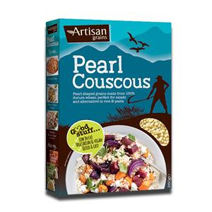 Artisan Grains Pearl Couscous 250g