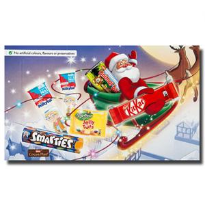 Nestlé Medium Selection Box 143.7g