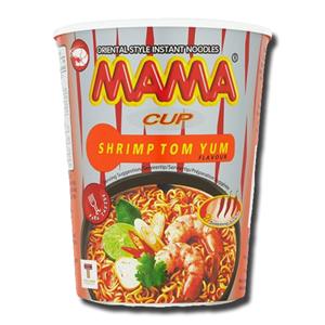 Mama Cup Noodle Shrimp Tom Yum 70g