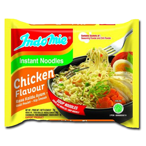 Indomie Instant Noodle Chicken 70g