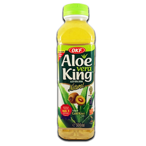 OKF Aloe Vera Kiwi Drink Natural 500ml