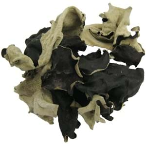 Black Fungus - Orelha Judeu (Auricula) 50g