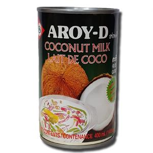 Aroy-D Leite de Coco Dessert 400ml