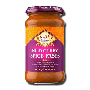 Patak's Mild Curry Paste 283g