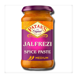 Patak's Jalfrezi Curry Paste 283g