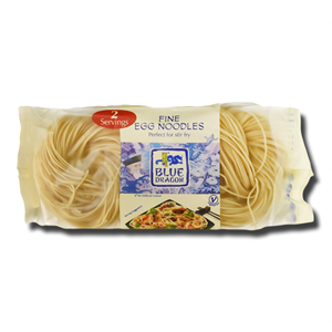 Blue Dragon Fine Egg Noodles 100g