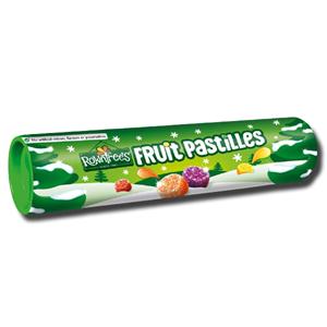 Rowntrees Fruit Pastilles Tube 125g