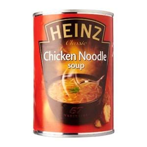 Heinz Soup Chicken Noodle 400g