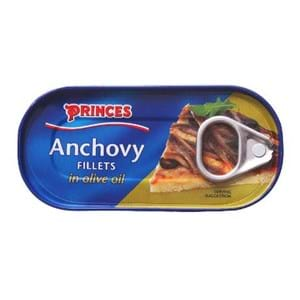 Princes Anchovy Fillets 50g
