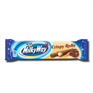 Milkyway Crispy Roll 25g
