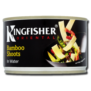 Kingfisher Sliced Bamboo Shoots 220g
