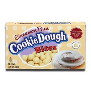 Cookie Dough Bites Cinnamon Bun 88g