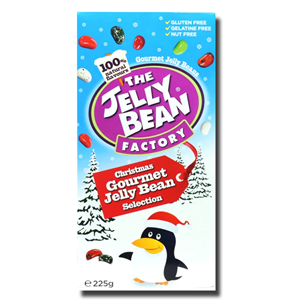 The Jelly Bean Christmas Selection 225g