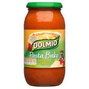 Dolmio Pasta Bake Tomato Cheese 500g