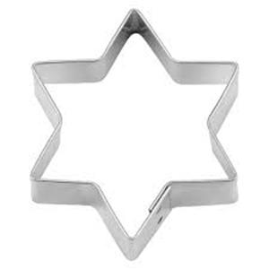 Stadter Cortadores Metal Estrelas 6's