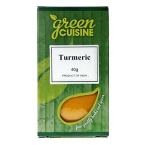 Green Cuisine Açafrão Turmeric 40g