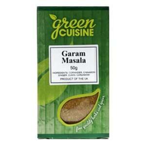 Green Cuisine Garam Masala 50g