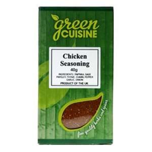 Green Cuisine Chicken Seasoning 40g
