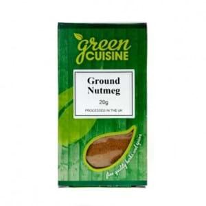 Green Cuisine Ground Nutmeg 20g