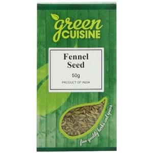 Green Cuisine Fennel Seeds 50g
