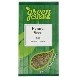Green Cuisine Fennel Seeds 50g