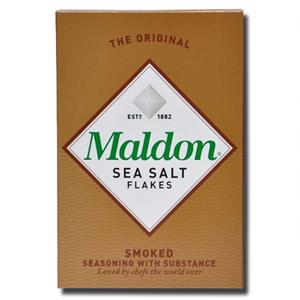 Maldon Smoked Sea Salt 125g