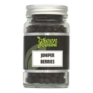 Green Cuisine Juniper Berries Jar 35g