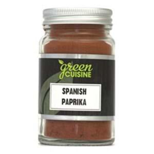 Green Cuisine Paprika Jar 55g