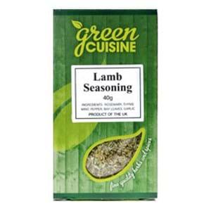 Green Cuisine Lamb Seasoning 50g