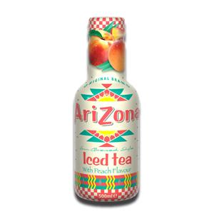 Arizona Iced Tea Peach 500ml