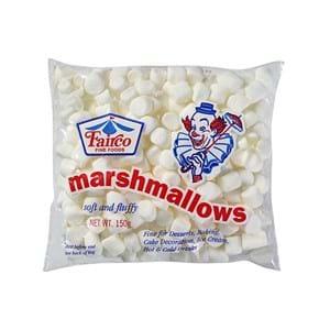 Fairco Mini White Marshmallow 150g