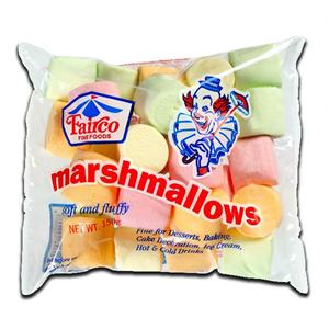 Fairco Regular Coloured Marshmallow 150g