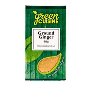 Green Cuisine Ground Ginger 40g
