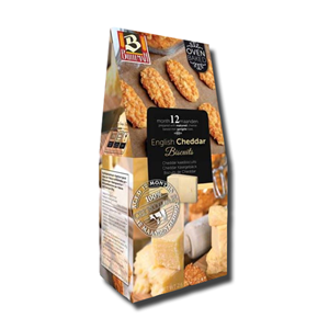 Buiteman Matured Cheddar Cheese Biscuits 75g
